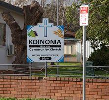 Koinonia Community Church 17-07-2021 - Derek Flannery