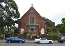 Korean Canaan Presbyterian Church & The Joshua Tree - Petersham Presbyterian 07-03-2015 - Mattinbgn - See Note.