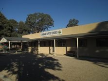 Kyabram Baptist Church 20-04-2018 - John Conn, Templestowe, Victoria