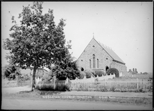 Kyneton Methodist Church - Former 00-00-1914 - G G M Photo - See Note.