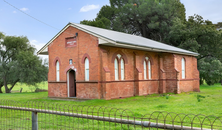 Laanecoorie Uniting Church - Former