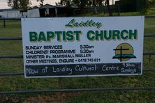 Laidley Baptist Church