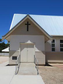 Lameroo Uniting Church 11-01-2020 - John Conn, Templestowe, Victoria