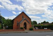 Lancefield Uniting Church 29-12-2008 - Mattinbgn - See Note.