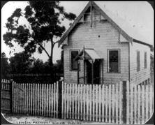 Lawson Baptist Church - Former Methodist Church 00-00-1910 - environment.nsw.gov.au - See Note
