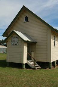 Legume Community Church 16-04-2016 - John Huth, Wilston, Brisbane