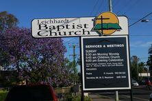 Leichhardt Baptist Church 01-11-2018 - John Huth, Wilston, Brisbane
