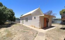 Leitchville Uniting Church - Former - Hall 09-03-2020 - Graeme Hayes Real Estate Pty Ltd - realestate.com.au