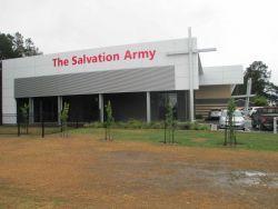 Leongatha Salvation Army Corps 08-01-2015 - John Conn, Templestowe, Victoria