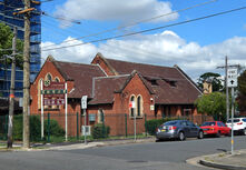 Lidcombe Anglican Church
