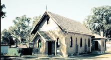 Life Anglican Church - Original Building - Old Site 00-00-1920 - Church Website - See Note.