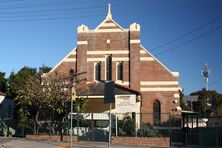 Lilyfield Uniting Church - Former 10-07-2016 - J Bar - See Note.