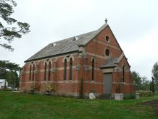 Linton Presbyterian Church - Former