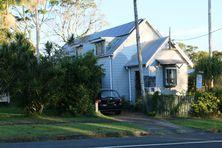 Lismore Street, Bangalow Church - Former 26-04-2018 - John Huth, Wilston, Brisbane