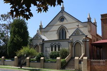Lithgow Methodist Church - Former