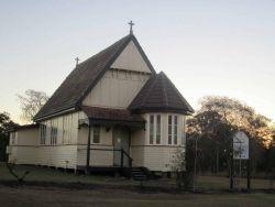 Little Memorial St John's Anglican Church - Former