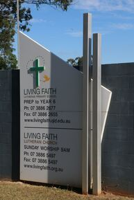 Living Faith Lutheran Church 27-05-2020 - John Huth, Wilston, Brisbane