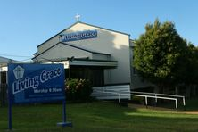Living Grace Lutheran Church 17-04-2016 - John Huth, Wilston, Brisbane