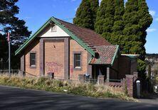 Lurline Street, Katoomba Church - Former