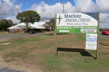 Mackay Church of Christ 28-10-2018 - John Huth, Wilston, Brisbane
