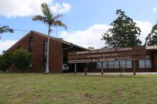 Macksville Seventh-Day Adventist Church 18-03-2020 - John Huth, Wilston, Brisbane