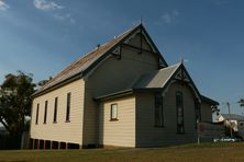 Maclean Baptist Church - Former