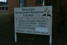 Maclean Seventh-Day Adventist Church 17-08-2018 - John Huth, Wilston, Brisbane