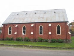Maldon Baptist Church 23-06-2016 - John Conn, Templestowe, Victoria