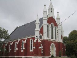 Maldon Uniting Church - Former