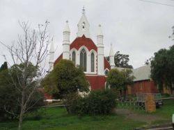 Maldon Uniting Church - Former 23-06-2016 - John Conn, Templestowe, Victoria
