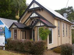 Maleny Baptist Church - Former