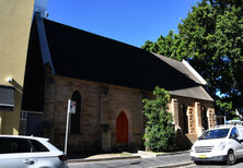 Manly Congregational Church 11-06-2019 - Peter Liebeskind
