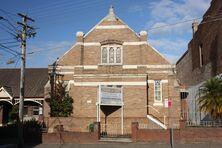 Marrickville Church of Christ 24-05-2015 - J Bar - See Note.