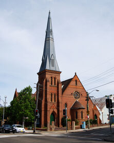 Marrickville Road Church