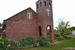 Mary Help of Christians Catholic Church - Former