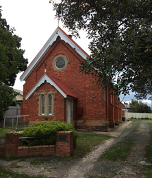 Maryborough Seventh-Day Adventist Church