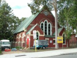 Maylands Presbyterian Church - Former