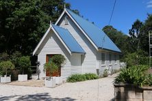 McCarthy Road, Maleny Church - Former