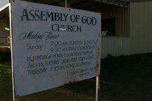 Meandarra Assembly of God Church 21-06-2017 - John Huth, Wilston, Brisbane