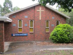 Meeniyan Uniting Church 08-01-2015 - John Conn, Templestowe, Victoria