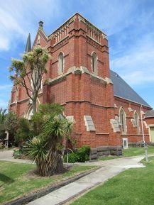 Mentone Uniting Church 31-10-2019 - John Conn, Templestowe, Victoria