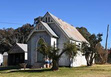 Merinda Street, Hargraves Church - Former