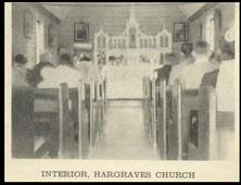 Merinda Street, Hargraves Church - Former 00-08-1952 - Facebook - See Note 1.