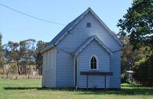 Merton Uniting Church - Former