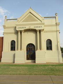 Mildura Church of Christ 14-01-2020 - John Conn, Templestowe, Victoria
