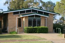 Miles Presbyterian Church 02-11-2016 - John Huth, Wilston, Brisbane.