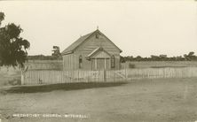 Mitchell Uniting Church - Former 00-00-1908 - Supplied by Liam Wiley