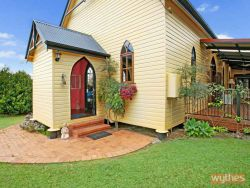 Miva Street, Cooroy Church - Former