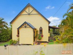 Miva Street, Cooroy Church - Former 01-01-2016 - Wythes Real Estate - Cooroy