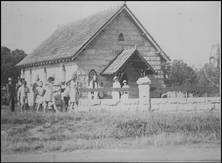 Mona Vale Anglican Church - 1907 Building unknown date - Church Website - See Note.
